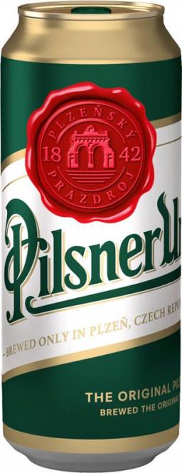 Pilsner Urquell 0,5l - plech