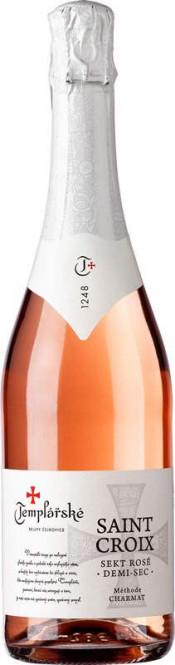 Saint Croix Sekt Rosé 0,75l