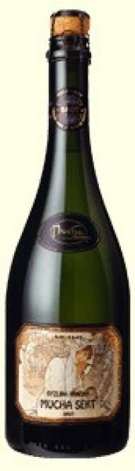 Chardonnay Mucha Sekt brut 0,75l