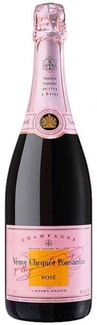 Veuve Clicquot rosé 0,75l