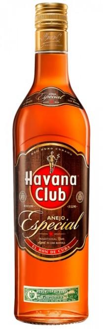 Havana Club Aňejo Especial 0,7l