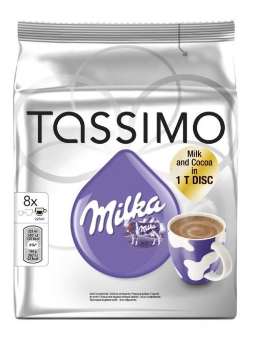 Jacobs Tassimo Milka 240g