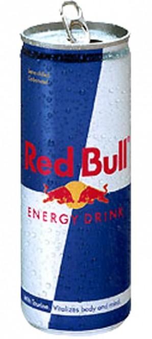 Red Bull 0,25l plech