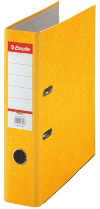 Pořadač pákový Esselte Economy A4/75mm - žlutý