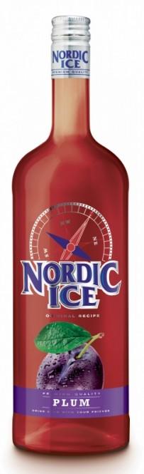 Nordic Ice Plum 1l