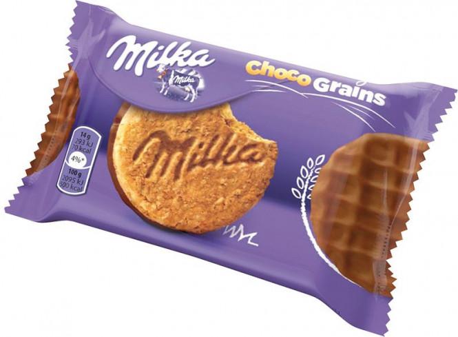 Milka Choco Grains 42g