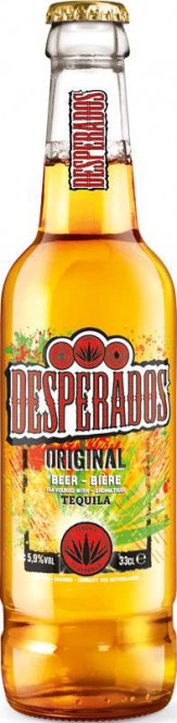 Desperados 0,33l sklo