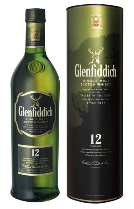 Glenfiddich 12 Y.O. 0,7l