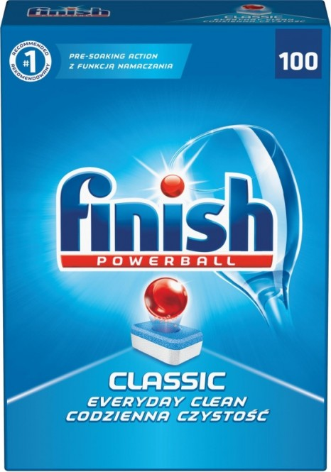 Finish Powerball Classic 100 ks