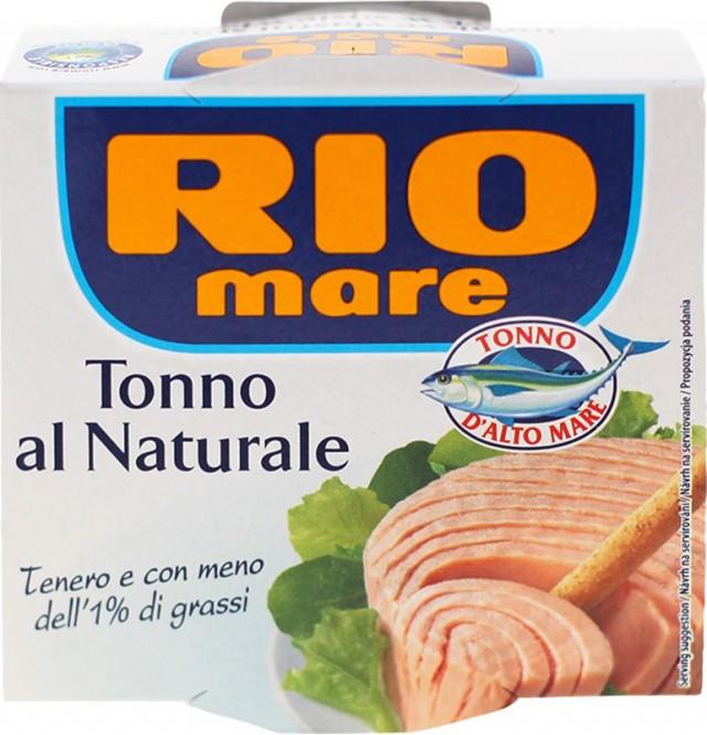 Rio Mare Tuňák ve vlastní šťávě 160g