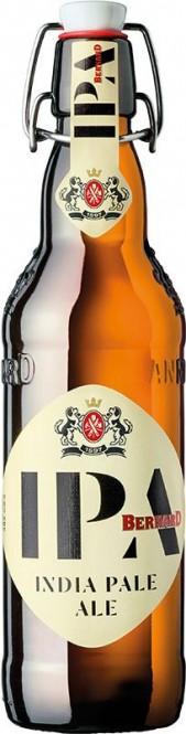 Bernard India Pale Ale 0,5l - vratná lahev