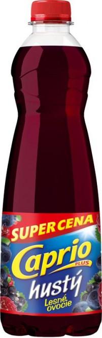 Ovocný koncentrát Caprio hustý Lesní ovoce 0,7l - PET