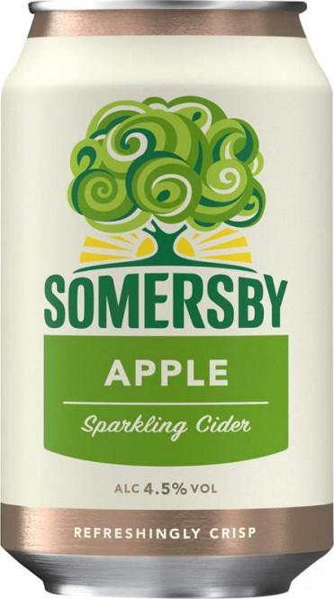 Somersby apple 0,33l plech