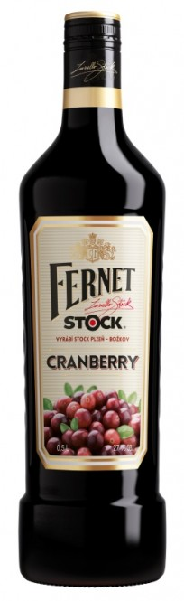 Fernet Stock Cranberry 0,5l