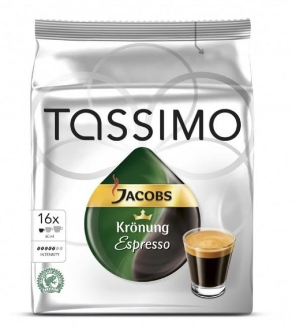 Jacobs Tassimo Espresso 118,4g