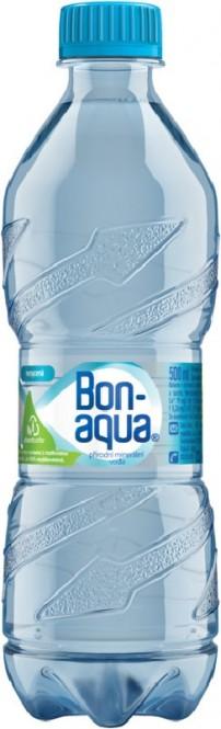 Bonaqua neperlivá 0,5l - PET