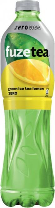 Fuze Tea Green Ice Tea Citrus zero 1,5l - PET