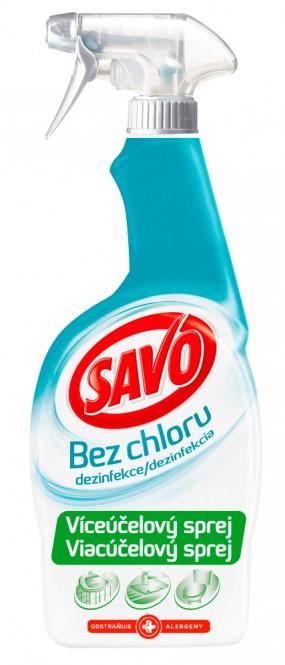 Savo univerzální dezinfekční sprej 700ml