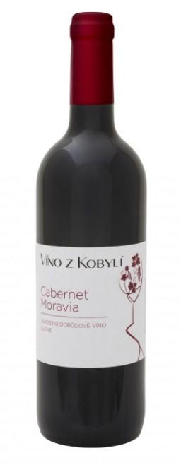 Cabernet Moravia 0,75l - Patria Kobylí