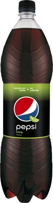 Pepsi lime 1,5l - PET