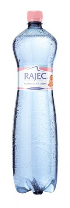 Rajec Kojenecká voda 1,5l - PET