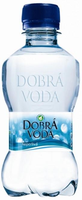 Dobrá voda neperlivá 0,25l - PET (8 ks)