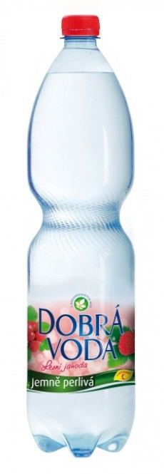 Dobrá voda Lesní jahoda 1,5l - PET