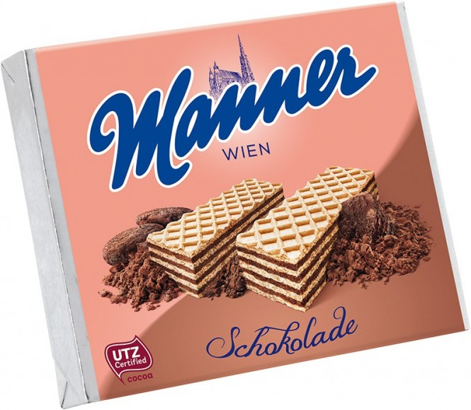 Manner Schokolade 75g