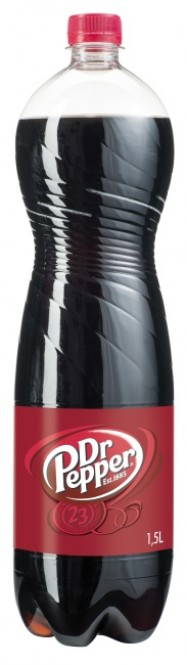 Dr. Pepper 1,5l - PET (6 ks)