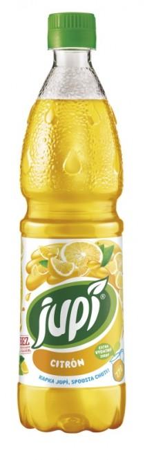 Ovocný sirup JUPÍ citron 0,7l - PET