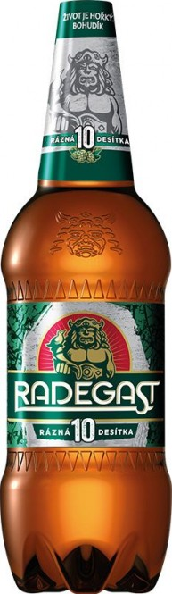 Radegast Original 1,5l - PET