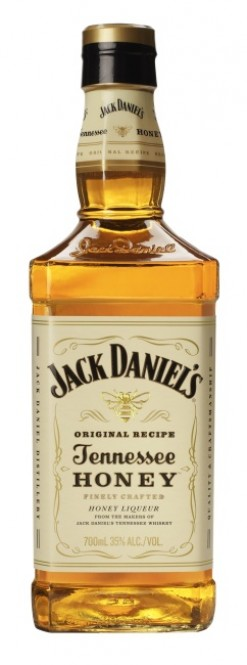 Jack Daniels Tennessee Honey 0,7l