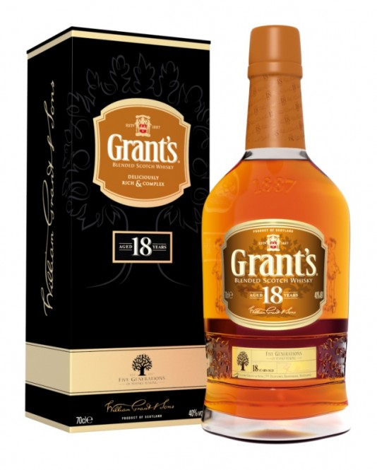 Grants 18 Years 0,7l