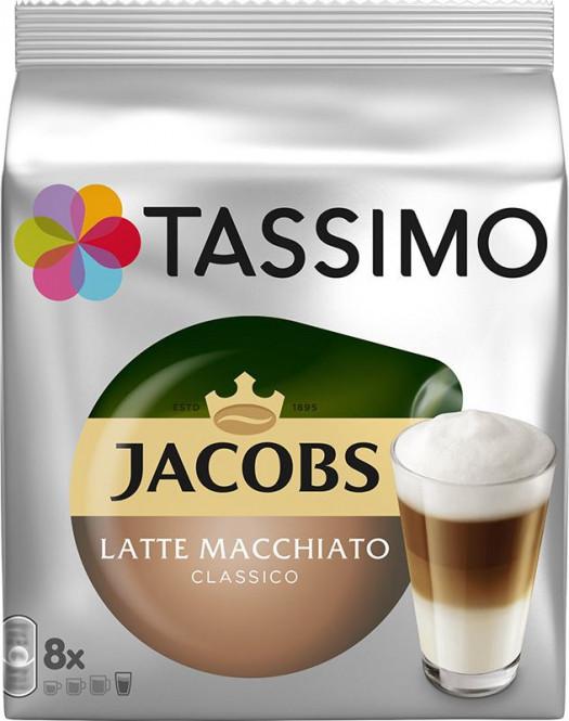Jacobs Tassimo Latte Macchiato 264g