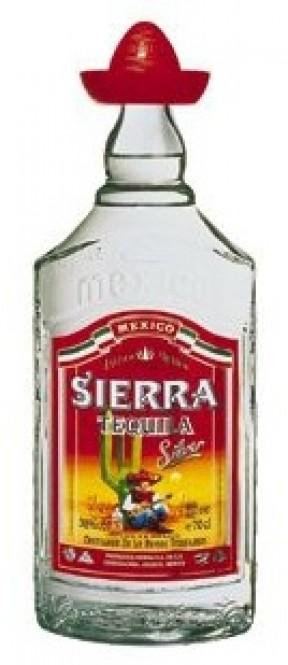 Sierra Tequila Silver 0,7l