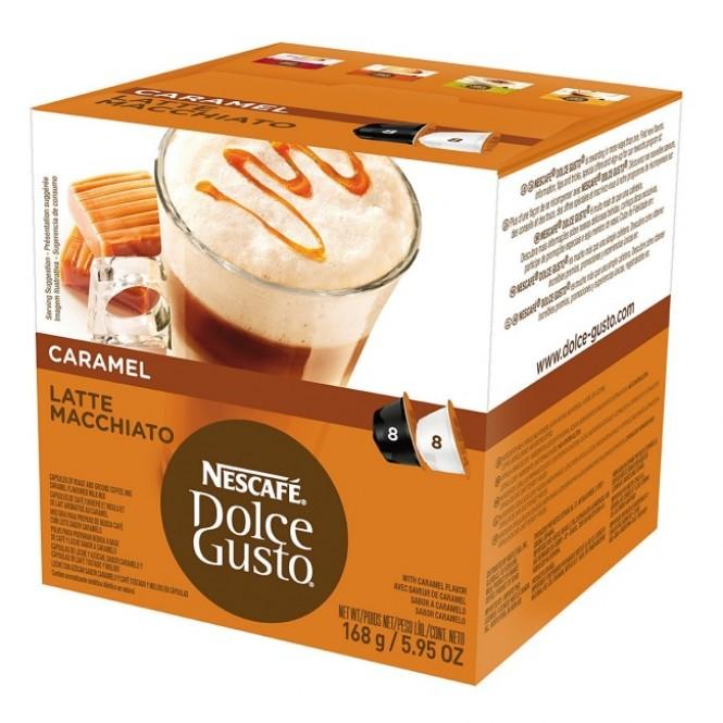 NESCAFÉ Dolce Gusto Latte Macchiato karamel 168,8g
