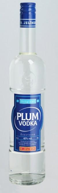 Plum vodka 0,5l Jelínek