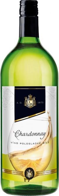 Chardonnay 1l Mikulov
