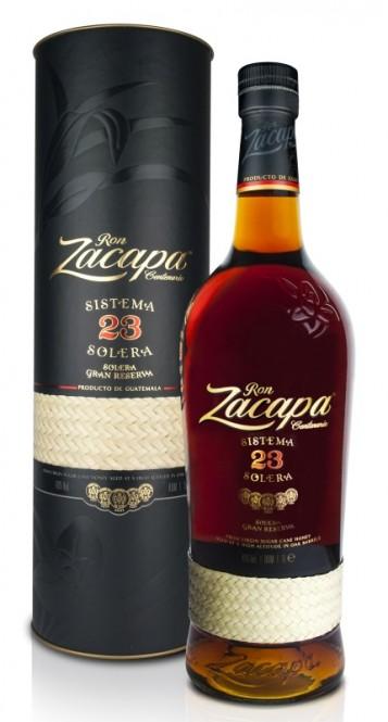 Ron Zacapa Centenario 23 Aňos 1l