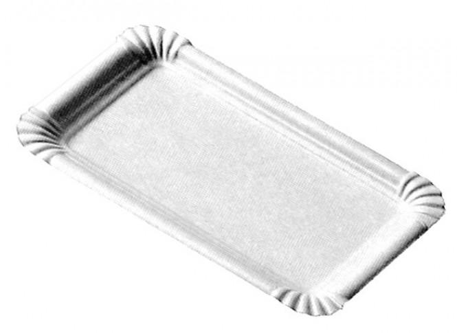 Tácek papírový č.3 11x17 cm - 100 ks