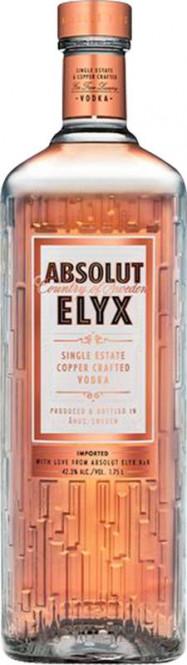 Absolut vodka Elyx 1,75l