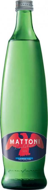 Mattoni GRAND neperlivá 0,75l sklo - vratná láhev