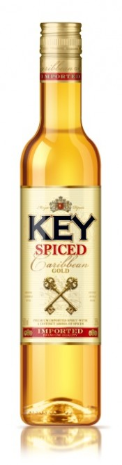 Key Spiced Gold 0,5l