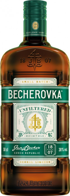 Becherovka Unfiltered 0,5l