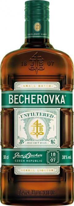 Becherovka Unfiltered 0,5l