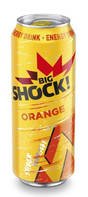 Big Shock Orange 0,5l plech
