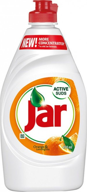 Jar Orange 450ml
