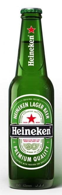 Heineken 0,33l sklo