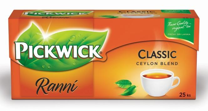 Pickwick ranní 25x1,75g