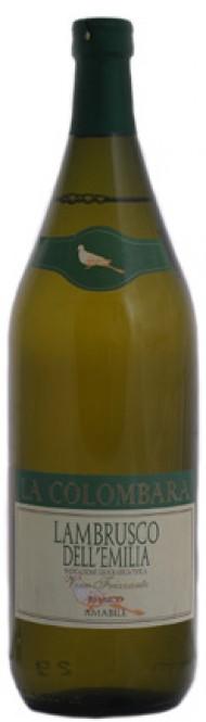 Lambrusco La Colombara bianco 1,5l